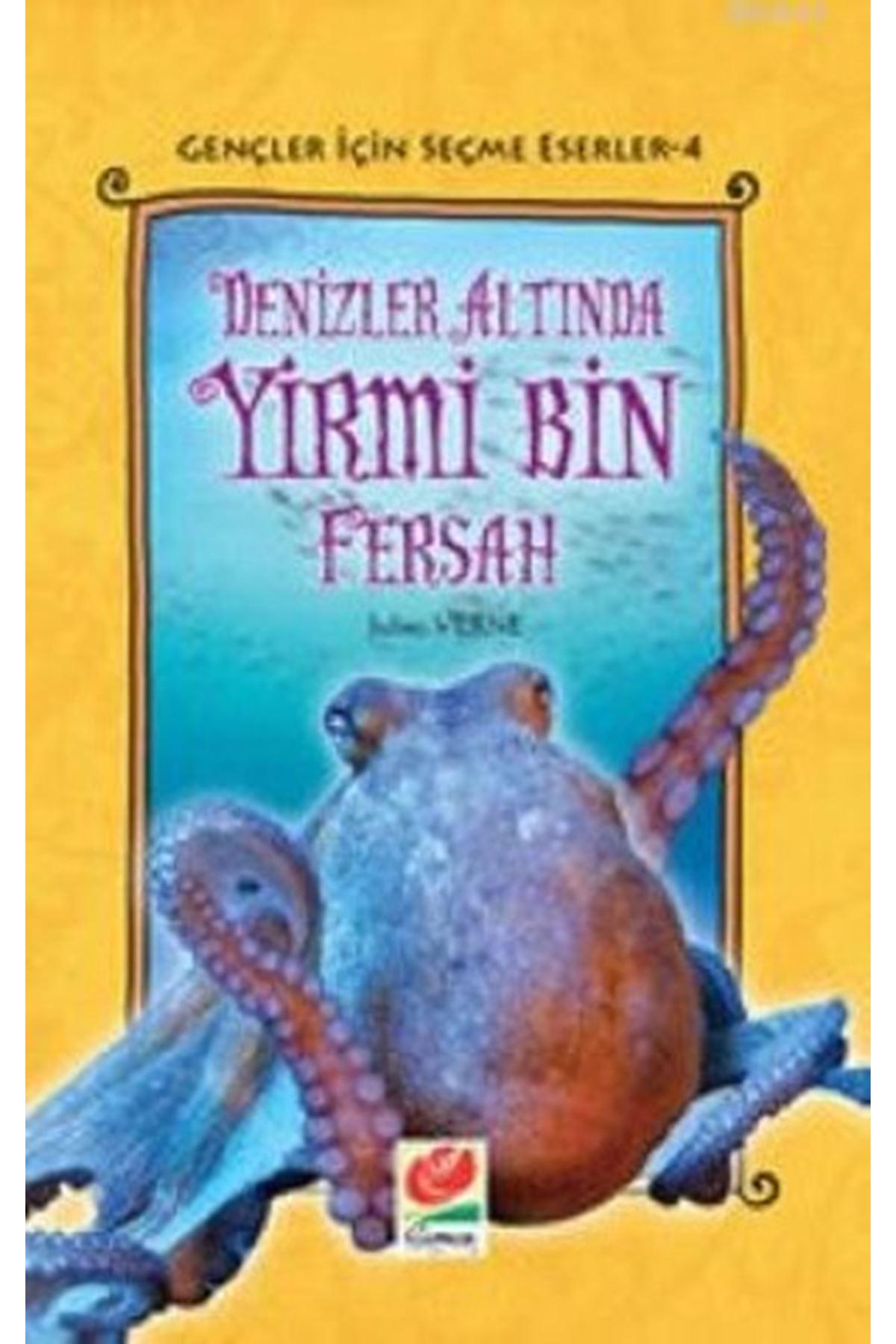 JULİES VERNE - DENİZLER ALTINDA YİRMİ BİN FERSAH