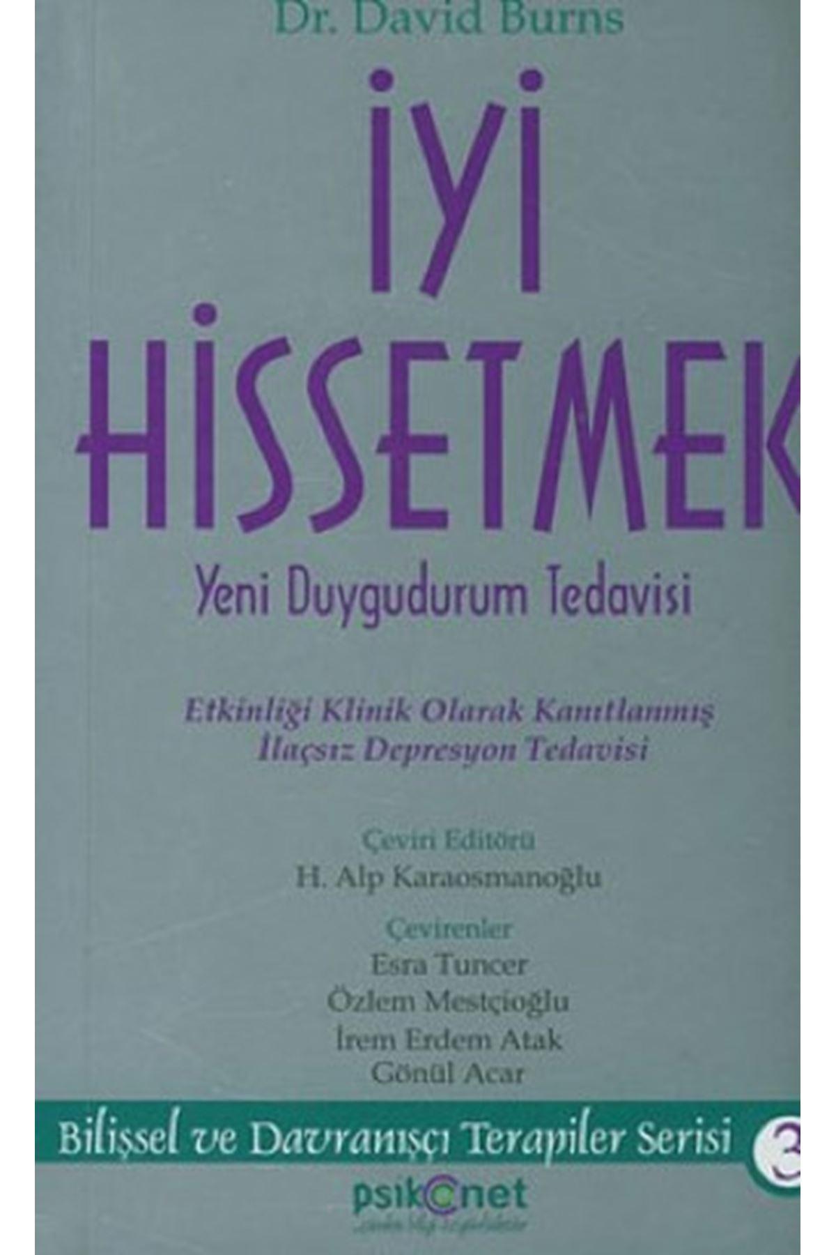 DAVİD BURNS - İYİ HİSSETMEK
