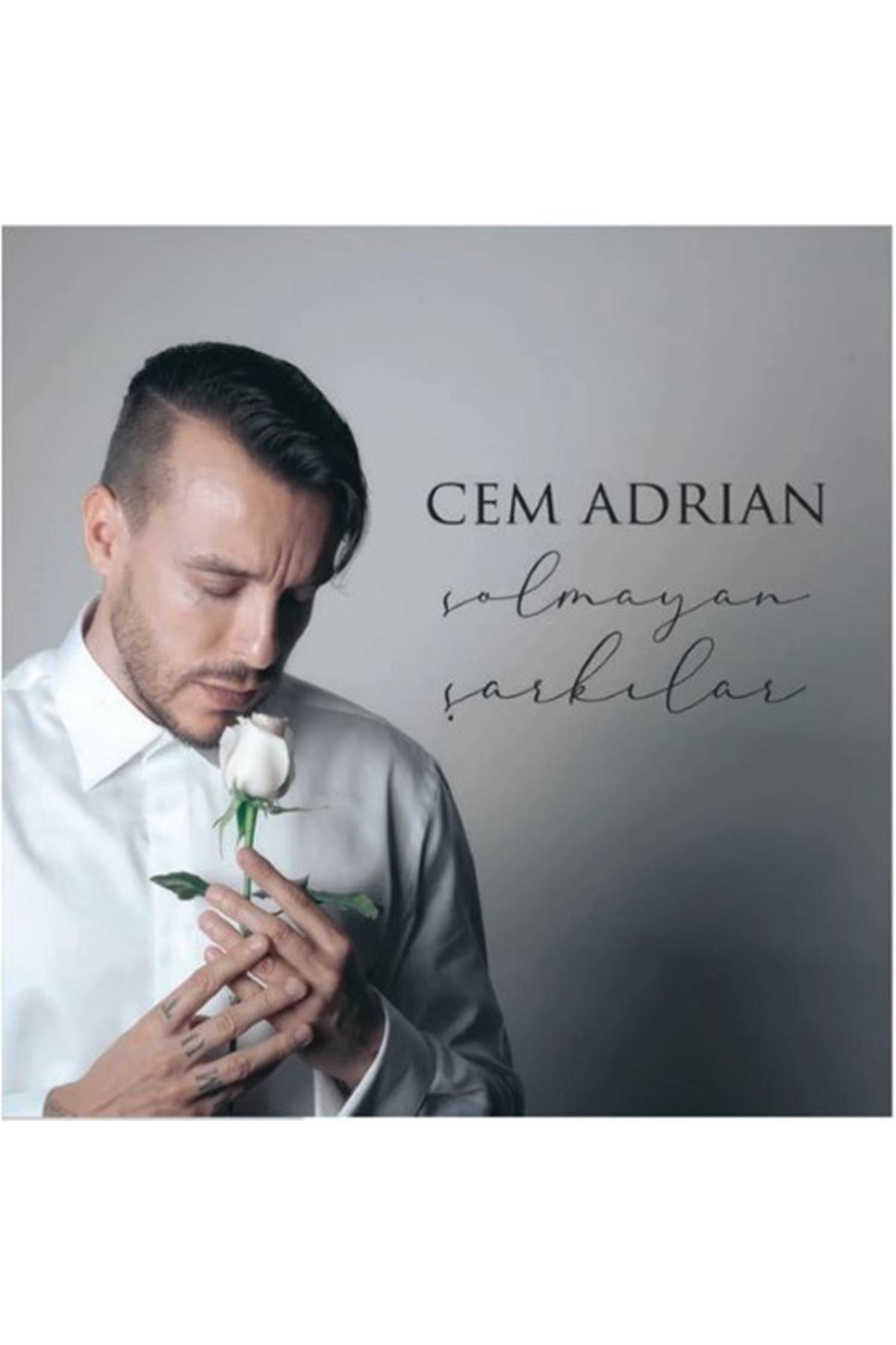 Cem Adrian - Solmayan Şarkılar 33'Lük Plak Ambalajında