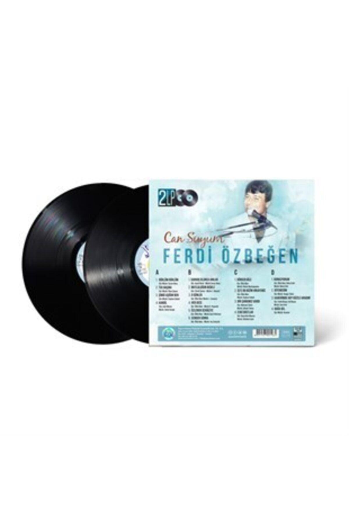 Ferdi Özbeğen - Can Suyum  33'Lük Plak Ambalajında (2 LP PLAK)